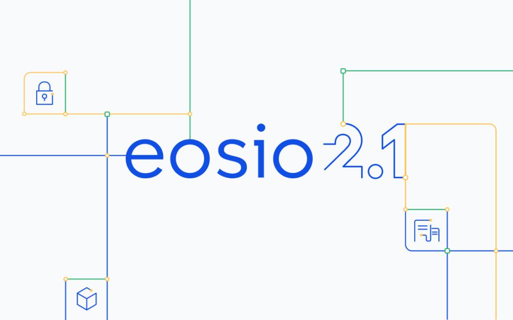EOSIO 2.1 slide