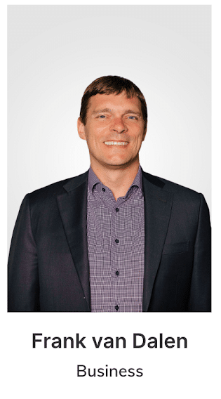 Frank van Dalen, Head of Business of WordProof