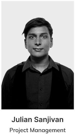 Julian Sanjivan, Project Manager of WordProof