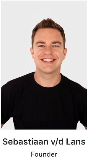 Sebastiaan van der Lans, Founder of WordProof