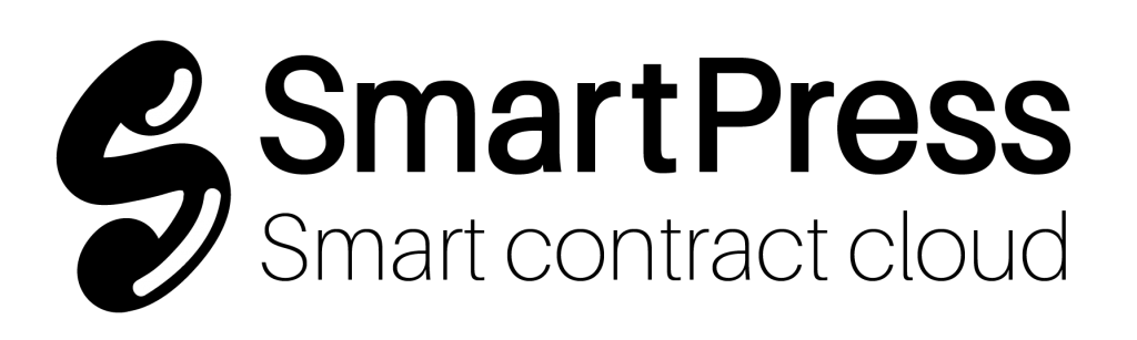 Smart contract cloud logo