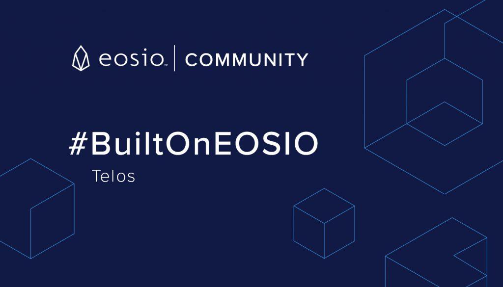 Telos Blockchain Network Based on EOSIO Technology