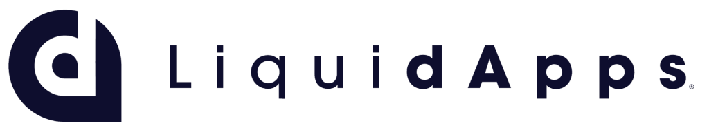 The LiquidApps Logo