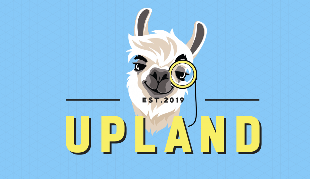 Upland is a blockchain-powered property collectibles game