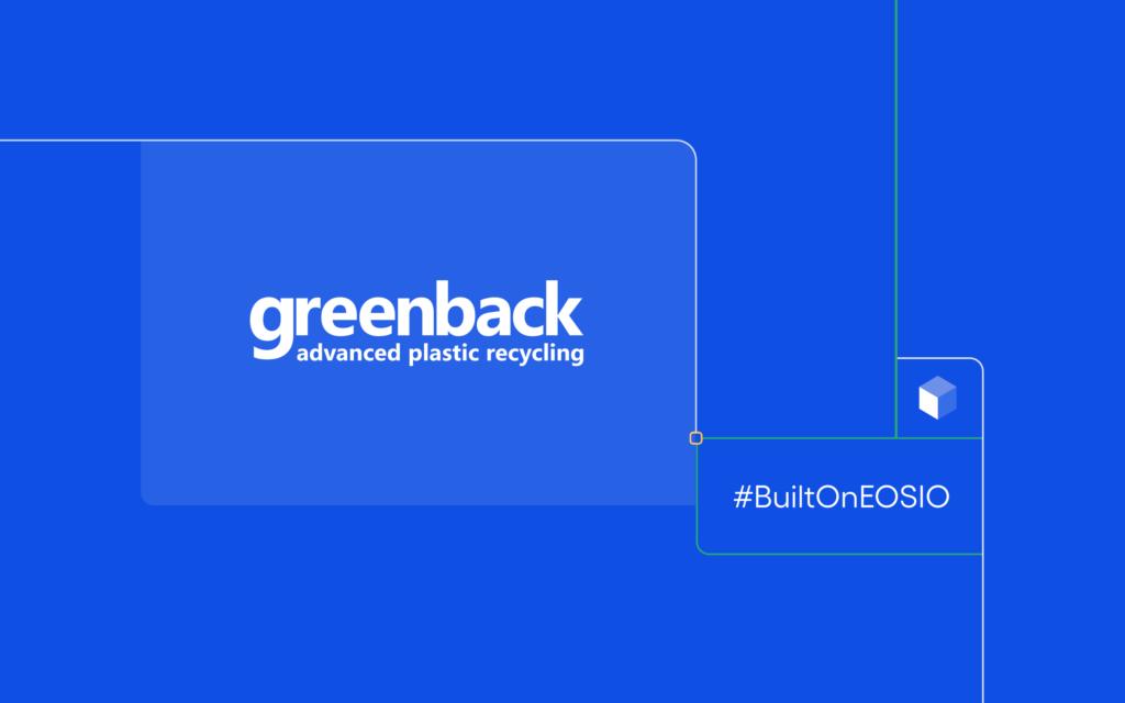 #BuiltOnEOSIO - Greenback article featured image