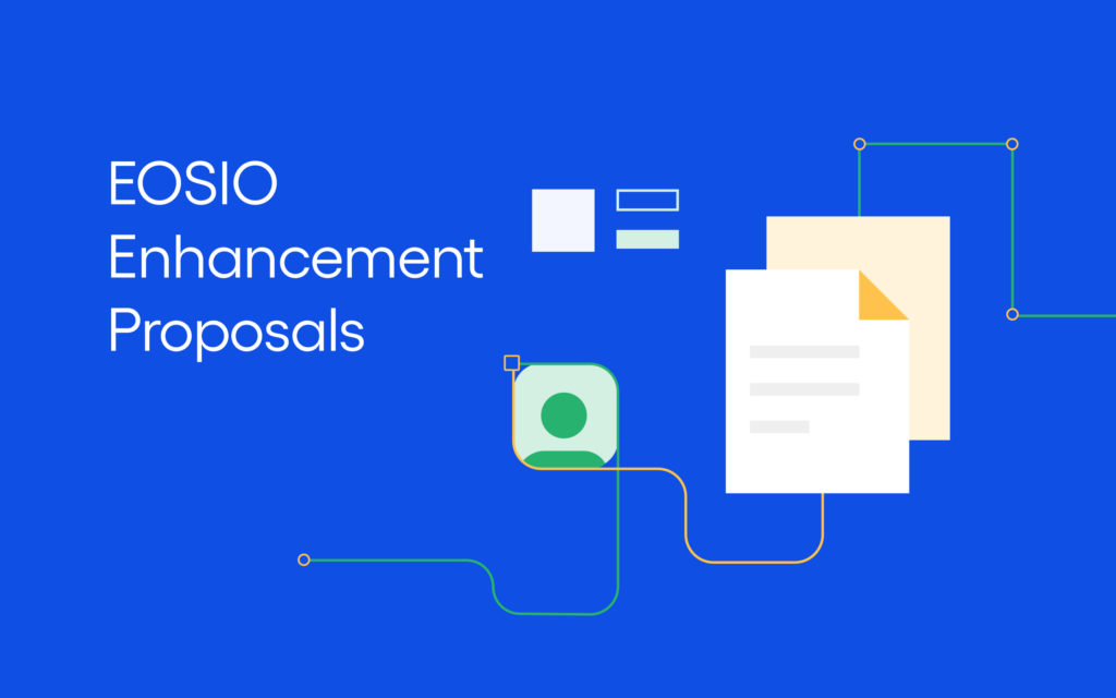 EOSIO Enhancement Proposals - featured image